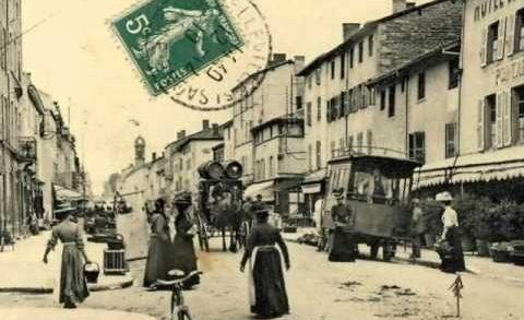 Mémoire du siecle - Belleville-sur-Saône