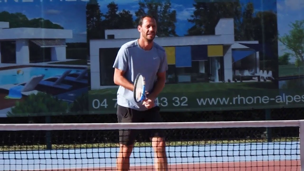 Tournoi de Tennis Elkho Group 2018