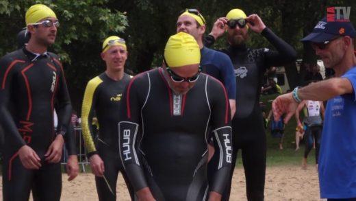 Triathlon de Villefranche S/Saône 2018