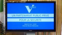 Villefranche – 1er Forum de la Sécurité