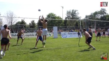 Volley-ball -Tournoi du 8 Mai 2018