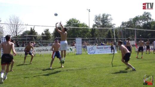 Volley-ball -Tournoi du 8 Mai 2018